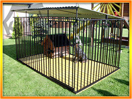 Kutyakennel TYTUS - 3x2 m