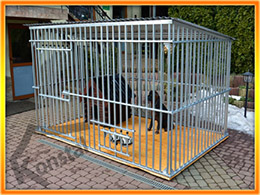 Kutyakennel AZOR - 3x2