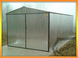 3x5 két oldalra lejtő tető