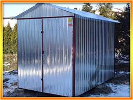 2x3 két oldalra lejtő tető