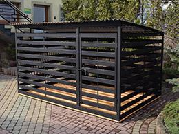 Kutyakennel HEKTOR - 3x2 m