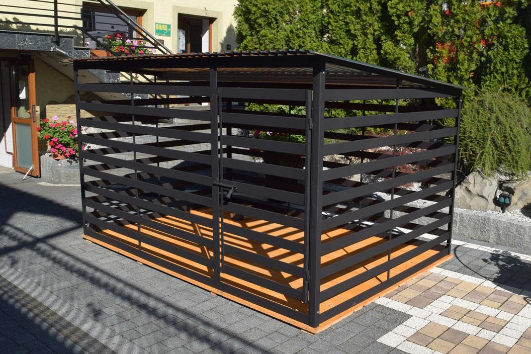 Kutyakennel LEO - 3x2 m