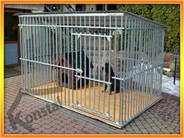 Kutyakennel ATOS - 3x2