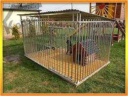 Kutyakennel BASTER - 3x2