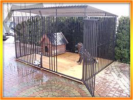 Kutyakennel CEZAR - 3x2 m
