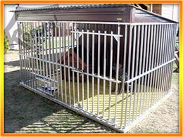 Kutyakennel RAMZES - 3x2