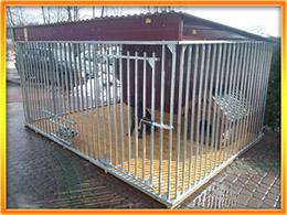 Kutyakennel OSKAR - 3,5x2,5 m