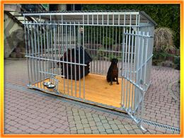 Kutyakennel REKS - 3x2