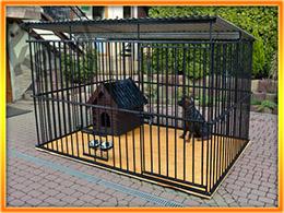 Kutyakennel BRUTUS 3x2m
